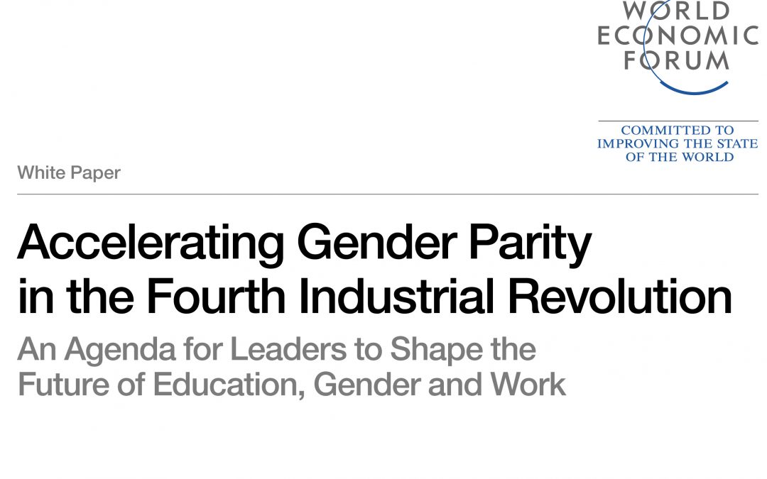 White Paper Accelerating Gender Parity in the Fourth Industrial Revolution