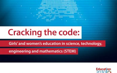 Cracking The Code: Girls' And Women's Education In STEM