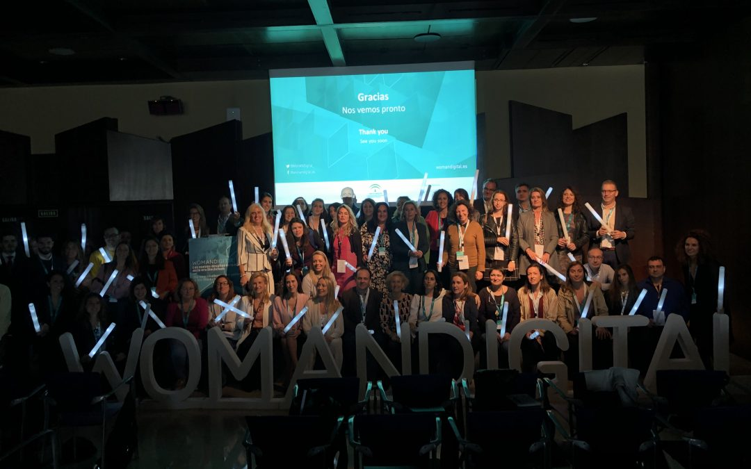 Jornada WomANDigital 2019
