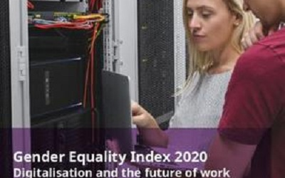 Gender Equality Index 2020: Digitalisation and the future of work