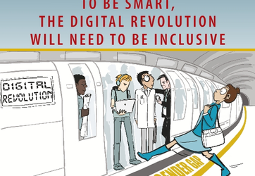 To be smart, the digital revolution will need to be inclusive : excerpt from the UNESCO science report